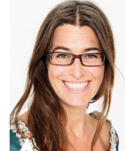 Tamara Jarchow, Dozentin für Kreatives Schreiben